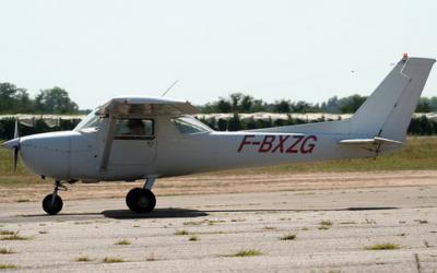 Cessna F-150 F-BXZG