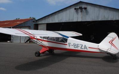 Piper PA19 – F-BFZA