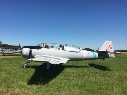 PZL TS8 (Polonais)