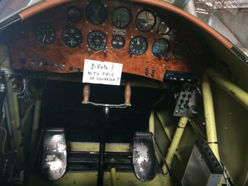 Rappel au pilote !