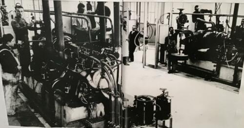 BR14 banc d'essai des moteurs