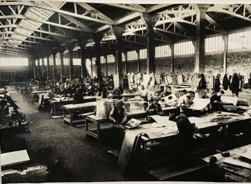 BR14 atelier de chaudronnerie