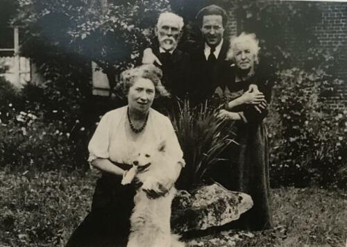 Jean Mermoz en famille